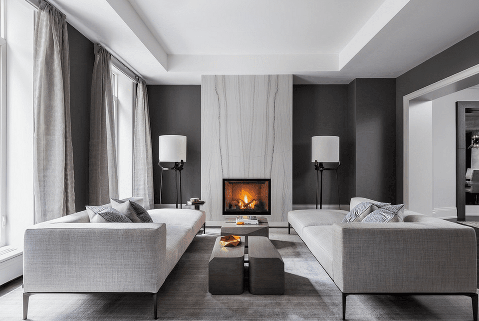 40+ Minimalist Living Room Decor Ideas That Will Make Your ...