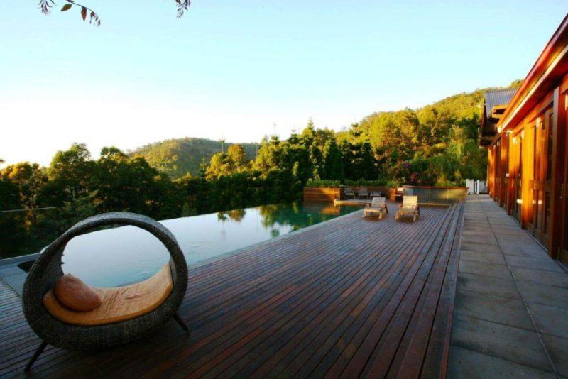 design infinity pool
