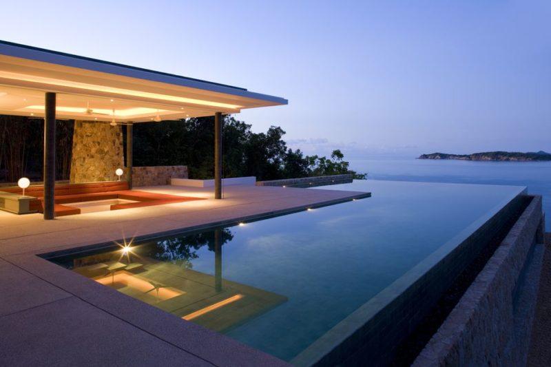 concrete inground swimming pools