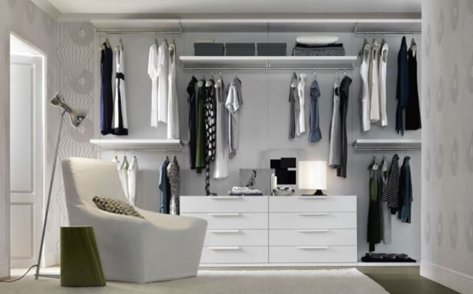 how to build a walk in closet from scratch