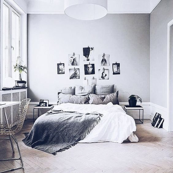 minimalist home decor room