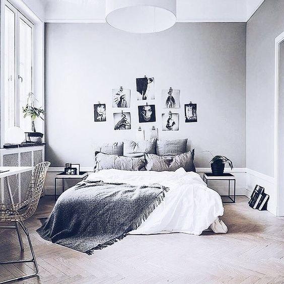 minimalist home decor room