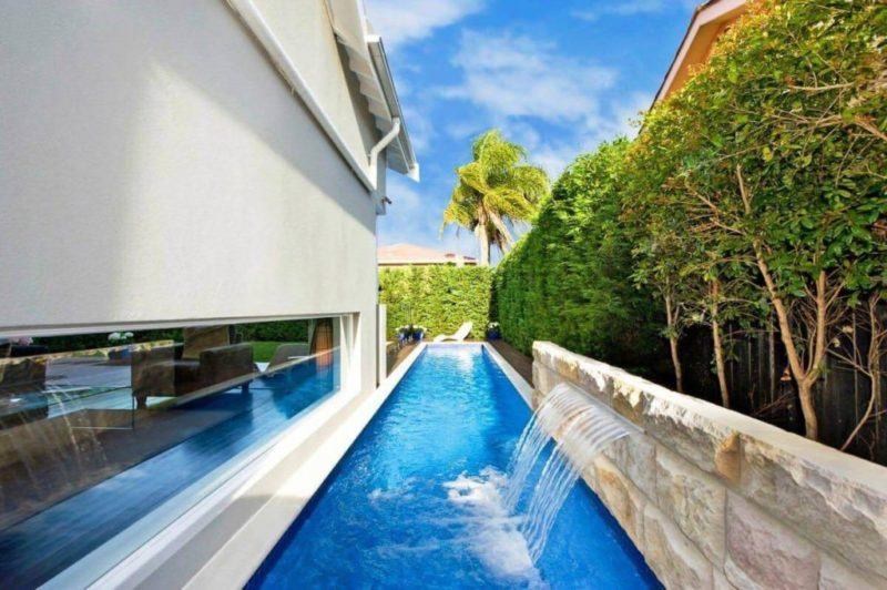 infinity edge pool designs