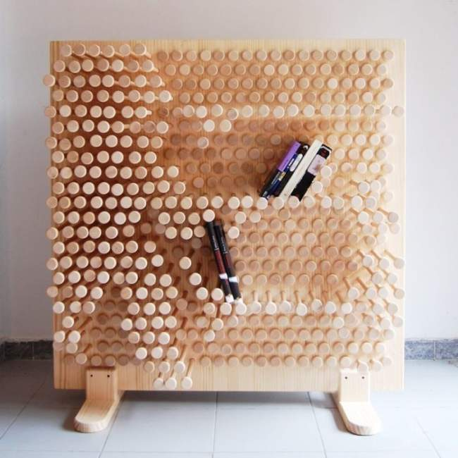 minimalist wine storage furniture