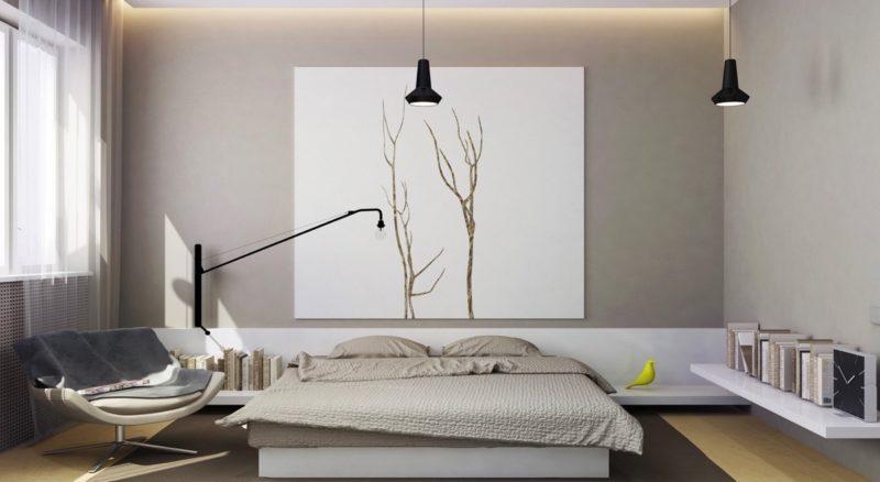 minimalist bedroom design inspirations