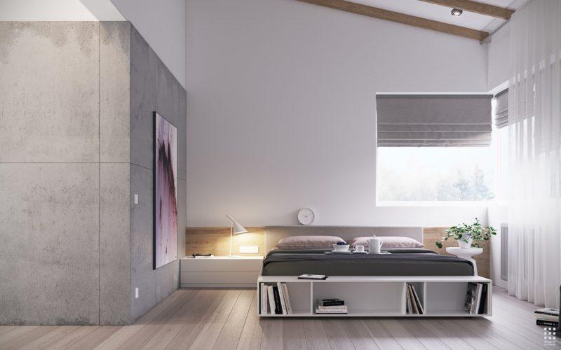 modern minimalist bedroom design inspirations