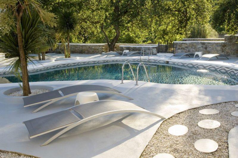 custom swimming pools pictures