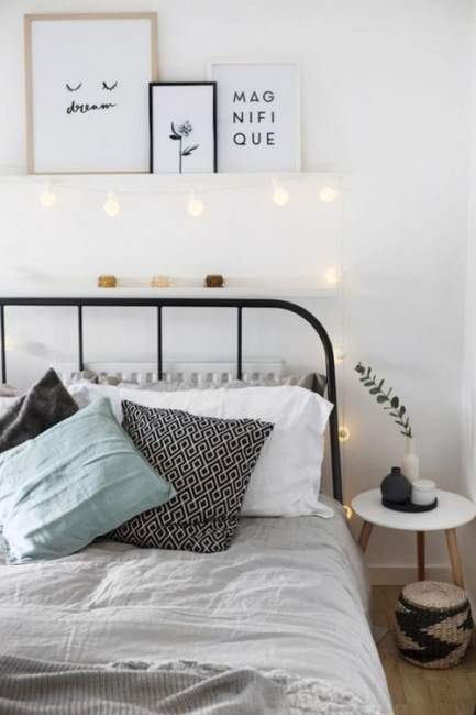 warm minimalist decor