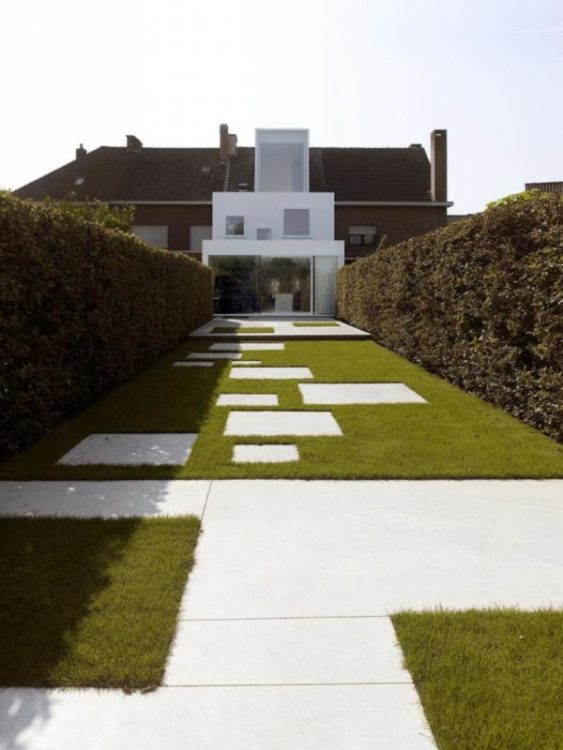 modern landscape design for small spaces