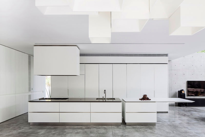 minimalist kitchen cabinet designs