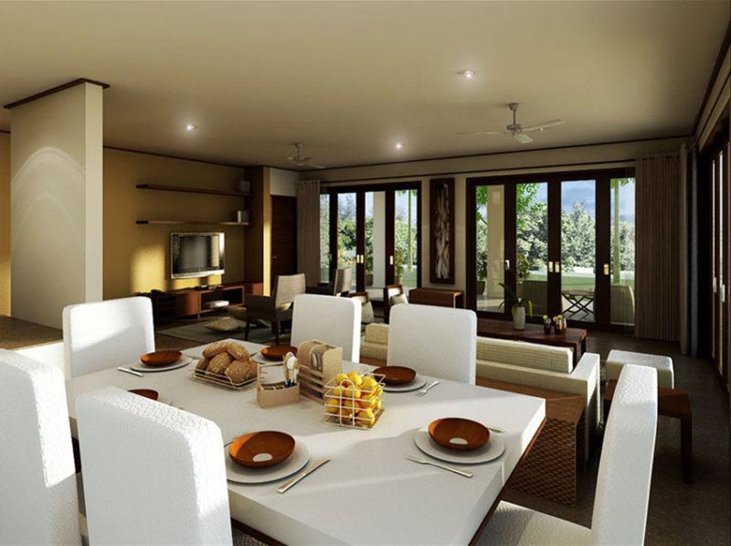 open living dining room ideas