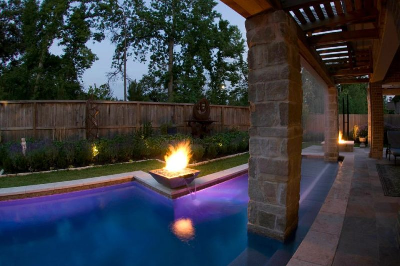 inground pool designs and prices pictures
