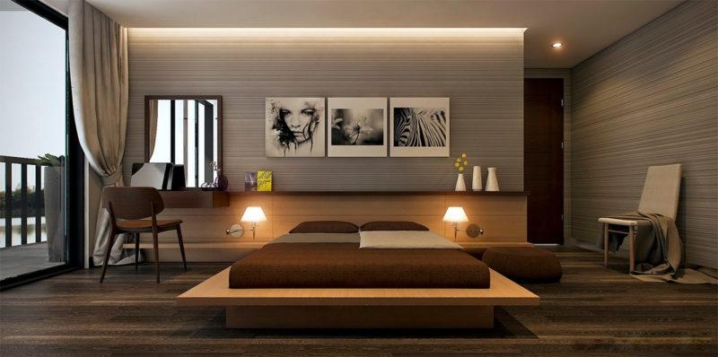 modern minimalist bedroom tips