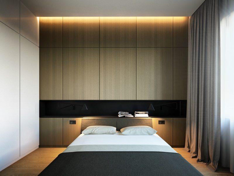 modern minimalist bedroom decor ideas