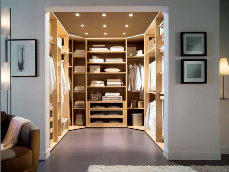 walk in closet design ideas plans