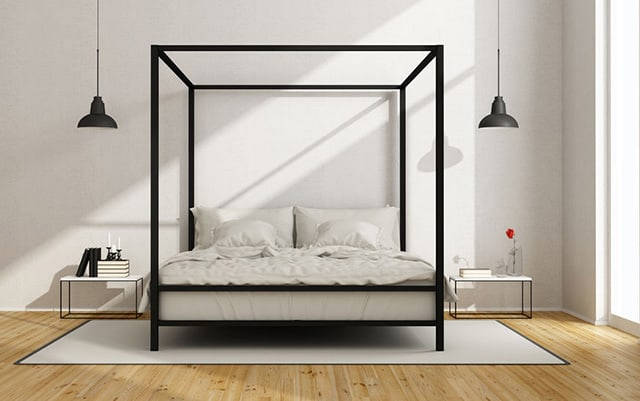 minimalist small bedroom ideas