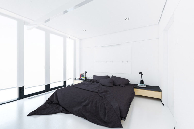 modern minimalist bedroom decor inspiration