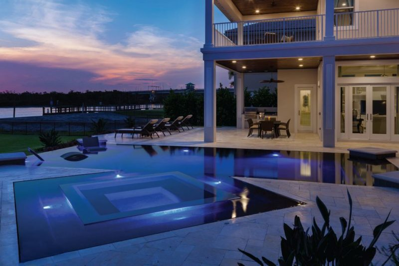 inground pool ideas for backyard