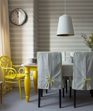gray dining room decor ideas