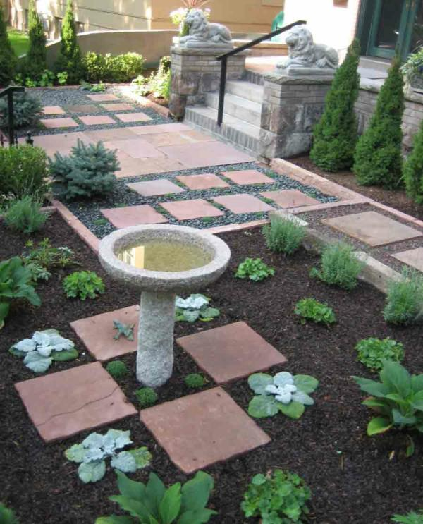 modern landscaping design ideas