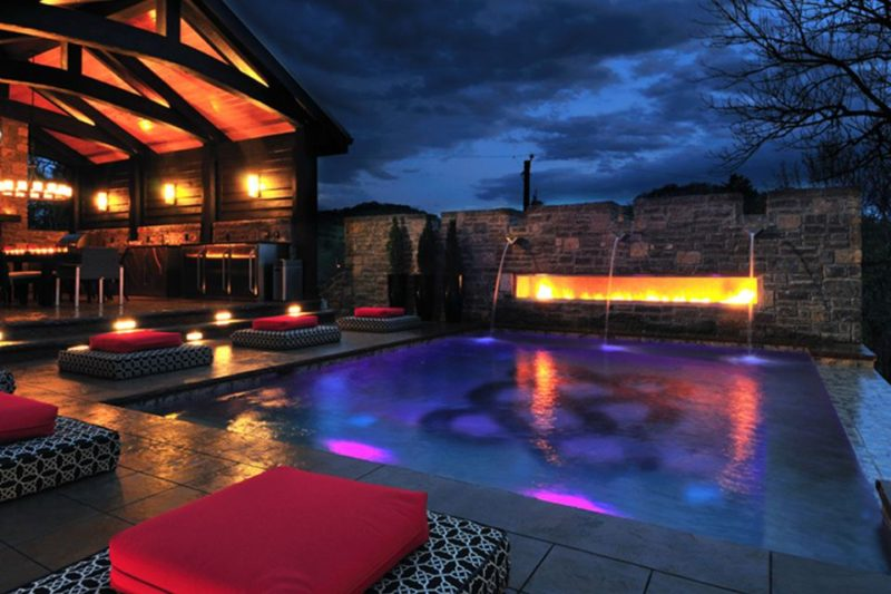 inground pool designs and prices