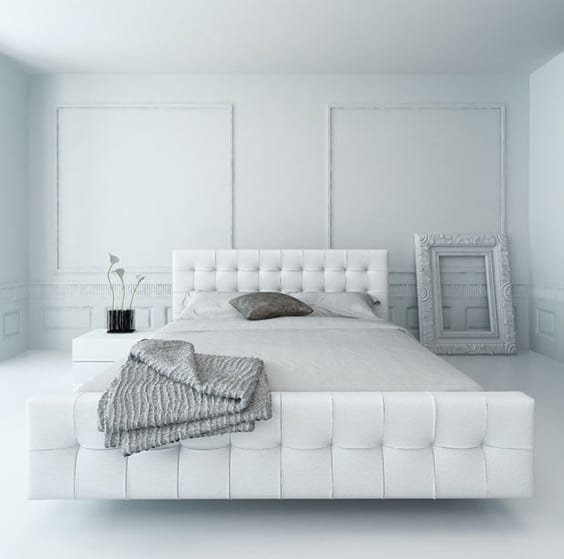 minimalist bedroom pinterest
