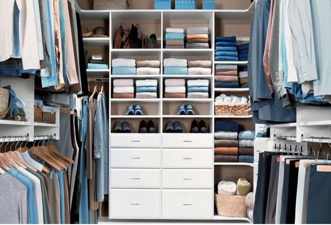 closet dimensions guide