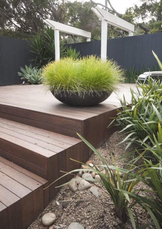 40 Minimalist Garden Design And Landscape Ideas That Inspired By