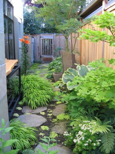 Northwest Highlands Backyard Garden