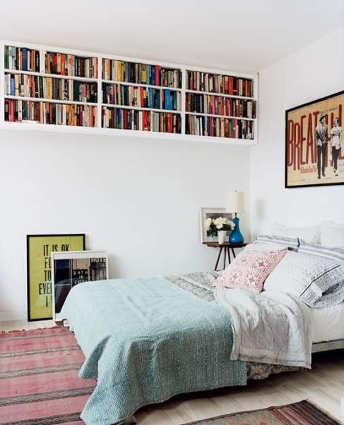 smart saving scandinavian bookshelves