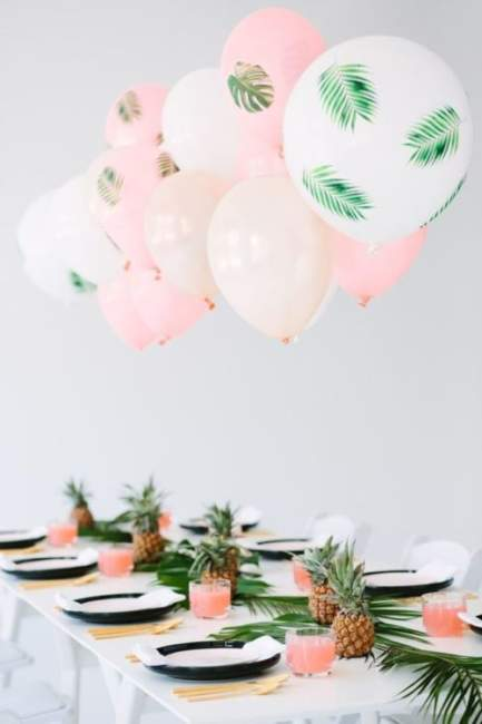 Chic Birthday Party Ideas