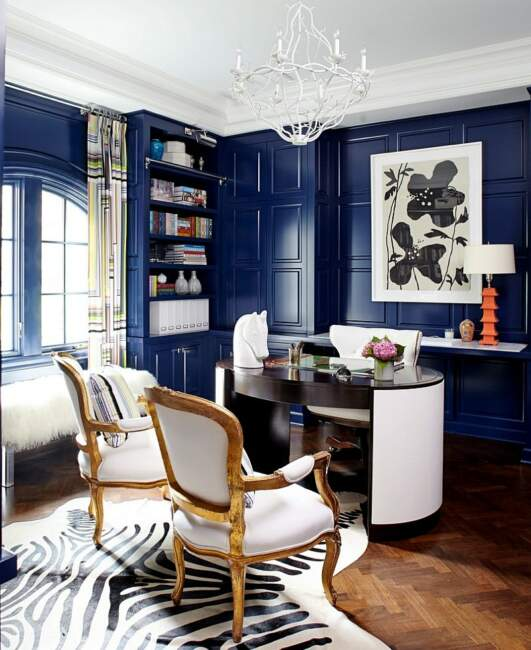 Classic Home Office Style Design