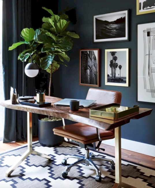 Elegant Home Office Style