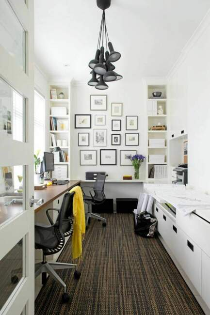 Home Office Ideas for Tiny Room