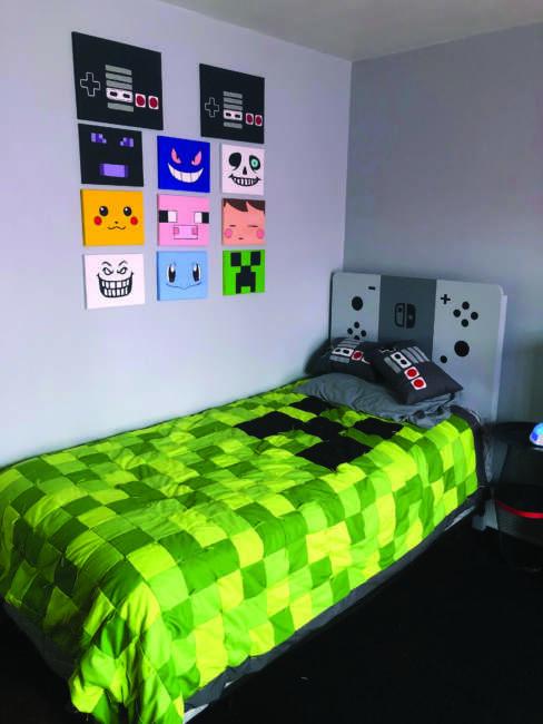 Minecraft Small Bedroom Ideas