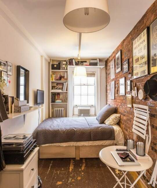 Organize Small Bedroom Ideas