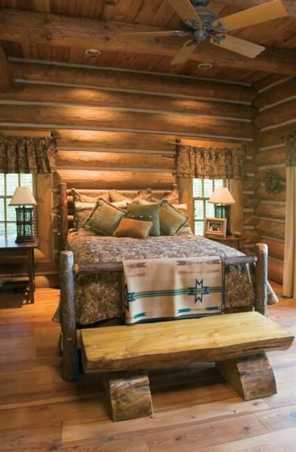 Rustic Small Bedroom Ideas