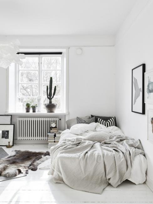 Scandinavian Small Bedroom Ideas
