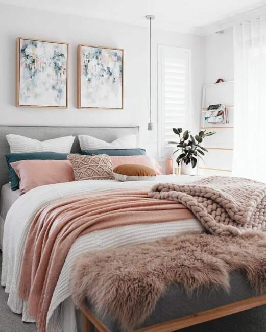 Shabby Chic Small Bedroom Ideas
