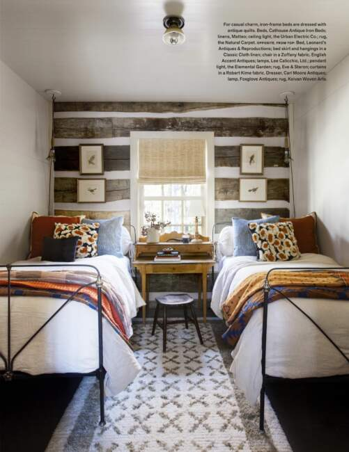 Small Bedroom Ideas for Twin Beds