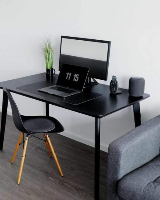 Super Minimalist Home Office Concept