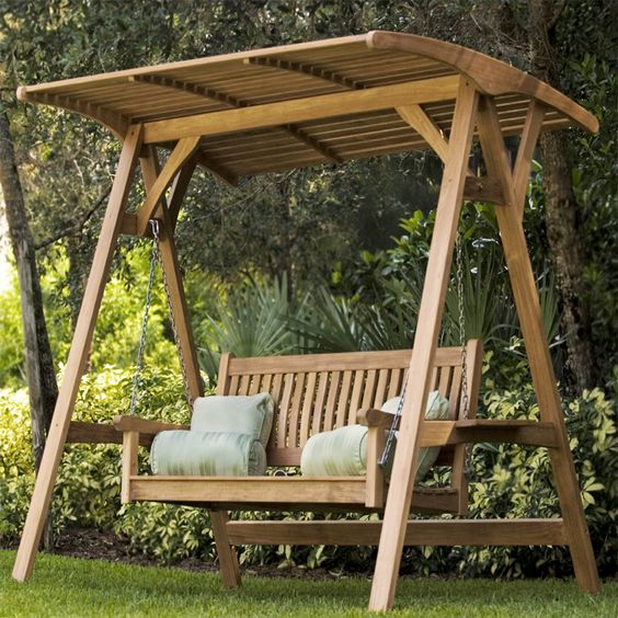 Shabby Teak Outdoor Furniture