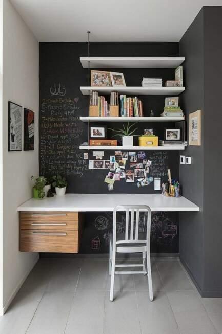 Urban Style Home Office Ideas