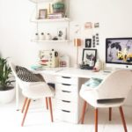 45+ Modern Desk Ideas That Will Certainly Perfect for Your Office and Work Space