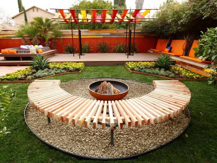 BBQ Fire Pit Ideas