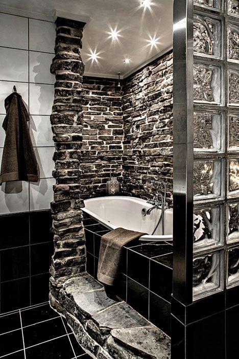 Brick Concept Luxury Bathroom