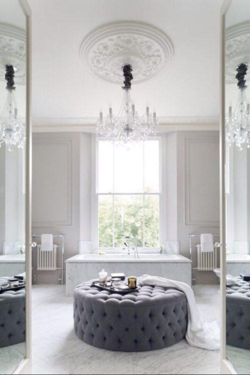 Casual Luxury Bathroom