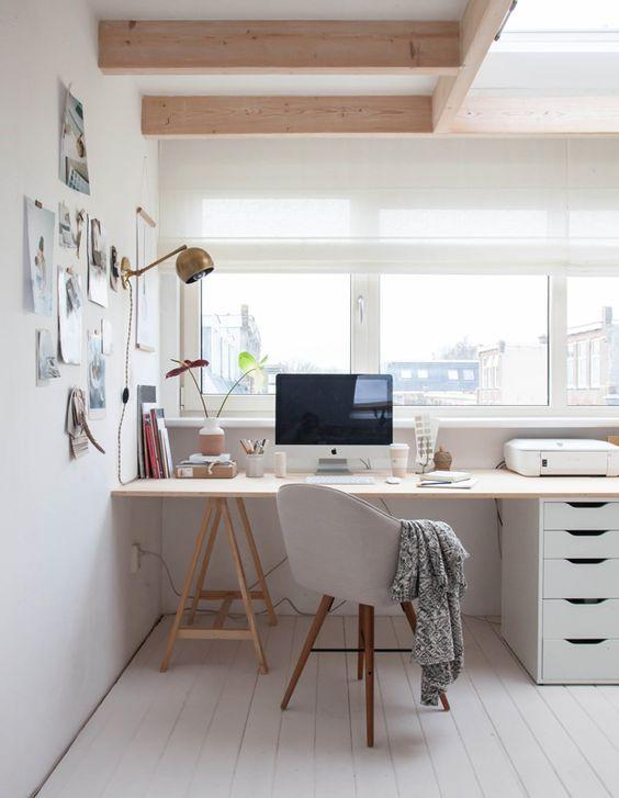 City View Modern Desk Ideas