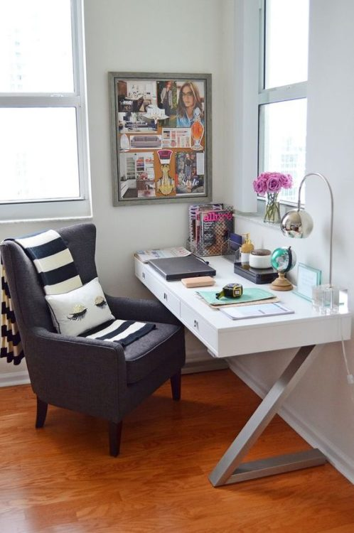 Comfy Modern Desk Ideas
