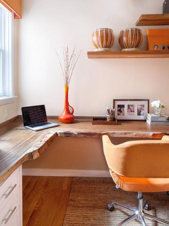 Contemporary DIY Corner Desk Ideas